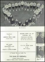 1959 Hopewell High School Yearbook Page 138 & 139