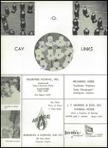 1959 Hopewell High School Yearbook Page 142 & 143