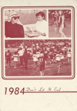 1984 Yearbook Nowata High School