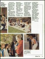 1985 San Lorenzo High School Yearbook Page 14 & 15