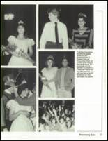 1985 San Lorenzo High School Yearbook Page 22 & 23
