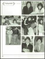 1985 San Lorenzo High School Yearbook Page 44 & 45