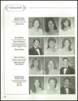 1985 San Lorenzo High School Yearbook Page 50 & 51