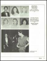 1985 San Lorenzo High School Yearbook Page 52 & 53