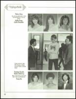 1985 San Lorenzo High School Yearbook Page 54 & 55
