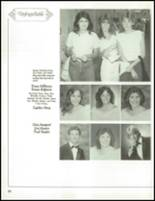 1985 San Lorenzo High School Yearbook Page 56 & 57
