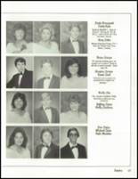 1985 San Lorenzo High School Yearbook Page 58 & 59