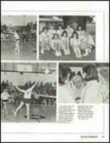 1985 San Lorenzo High School Yearbook Page 80 & 81