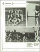 1985 San Lorenzo High School Yearbook Page 82 & 83