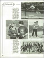 1985 San Lorenzo High School Yearbook Page 86 & 87