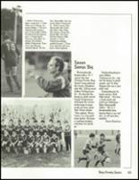 1985 San Lorenzo High School Yearbook Page 106 & 107