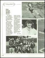 1985 San Lorenzo High School Yearbook Page 108 & 109