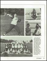 1985 San Lorenzo High School Yearbook Page 122 & 123