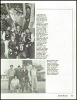 1985 San Lorenzo High School Yearbook Page 124 & 125