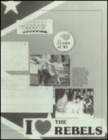 1985 San Lorenzo High School Yearbook Page 126 & 127