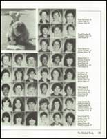1985 San Lorenzo High School Yearbook Page 130 & 131