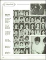 1985 San Lorenzo High School Yearbook Page 152 & 153