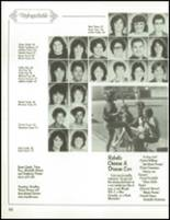 1985 San Lorenzo High School Yearbook Page 154 & 155