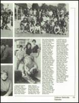 1985 San Lorenzo High School Yearbook Page 164 & 165