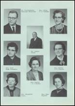 1962 Ketchum High School Yearbook Page 16 & 17