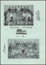 1962 Ketchum High School Yearbook Page 30 & 31