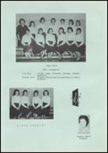 1962 Ketchum High School Yearbook Page 32 & 33