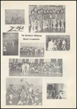 1962 Ketchum High School Yearbook Page 36 & 37