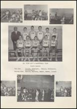 1962 Ketchum High School Yearbook Page 46 & 47