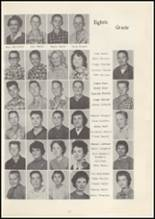 1962 Ketchum High School Yearbook Page 68 & 69