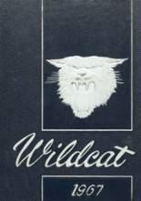 1967 Yearbook Clarksdale High School