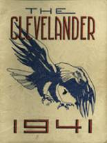 1954 Edition, Grover Cleveland High School - Clevelander Yearbook (Buffalo,  NY)