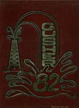 1982 Yearbook Pearland High School