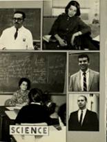 1969 Yeshiva University High School for Girls Yearbook Page 22 & 23