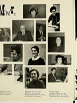 1969 Yeshiva University High School for Girls Yearbook Page 24 & 25