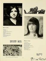 1969 Yeshiva University High School for Girls Yearbook Page 38 & 39