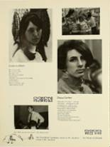 1969 Yeshiva University High School for Girls Yearbook Page 52 & 53