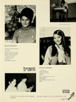 1969 Yeshiva University High School for Girls Yearbook Page 54 & 55