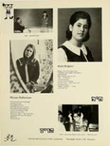 1969 Yeshiva University High School for Girls Yearbook Page 56 & 57