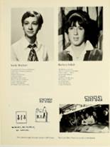 1969 Yeshiva University High School for Girls Yearbook Page 58 & 59
