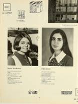 1969 Yeshiva University High School for Girls Yearbook Page 60 & 61