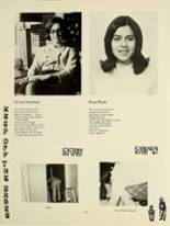 1969 Yeshiva University High School for Girls Yearbook Page 68 & 69