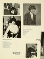 1969 Yeshiva University High School for Girls Yearbook Page 72 & 73