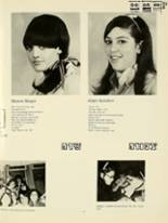 1969 Yeshiva University High School for Girls Yearbook Page 76 & 77