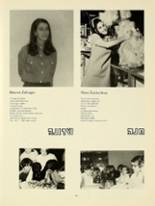 1969 Yeshiva University High School for Girls Yearbook Page 86 & 87