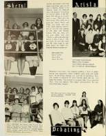 1969 Yeshiva University High School for Girls Yearbook Page 90 & 91