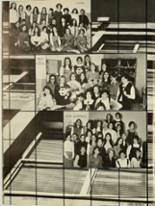 1969 Yeshiva University High School for Girls Yearbook Page 100 & 101