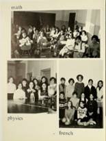 1969 Yeshiva University High School for Girls Yearbook Page 102 & 103
