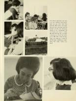 1969 Yeshiva University High School for Girls Yearbook Page 136 & 137