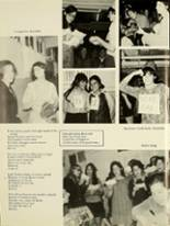 1969 Yeshiva University High School for Girls Yearbook Page 142 & 143