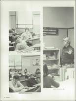 1977 Coquille High School Yearbook Page 20 & 21